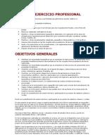Perfil Del Agrimensor