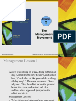 management evolution