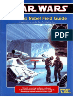 WEG40046 - Star Wars D6 - Cracken's Rebel Field Guide