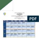 Calendarizacion de Examenes Ordinarios2