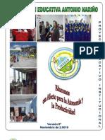 proyectoeducativoinstitucionalinedanmayo2-010-100712175144-phpapp02