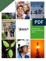 Reporte de Sustentabilidad ENAP 2010