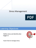 2. Stress Management