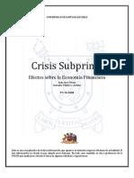 Crisis Subprime