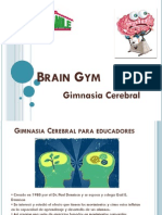 Brain Gym Infamile-facilitadores
