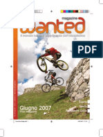 Wanted Magazine Giugno/June Italian travel information