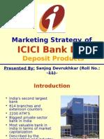 ICICI Bank Markeing Strategies