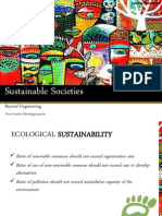 Sustainable Societies by  Vero Vanden Abeele