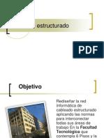 proyecto cableado estructurado