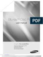 Bdf5900 User Manual