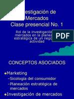 Investigación de mercados 35 ppt