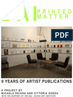 DAI - Printed Matter
