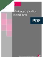 Partial Band Bra