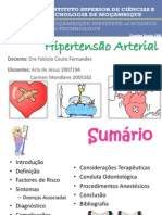 Hipertensão Arterial.pptx