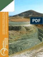 07 - Industria e Comercio Dos Recursos Minerais Metalicos e Nao Metalicos e Minerais