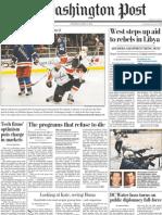 The Washington Post 2011.04.21