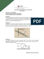 UPC - Mecanica de Fluidos - 2da Practica - 2012-1