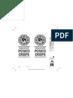 Lost Potato Crisps 6oz