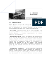 (11) Geología Estructural