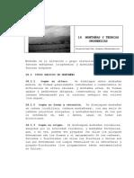(14) Montañas y teorías orogénicas