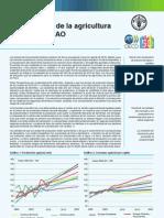 Perspectivas de La Agricultura 2011 OCDE.fao