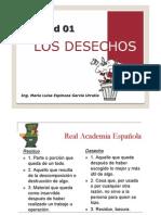 Fuentes y Tipos de Residuos2013