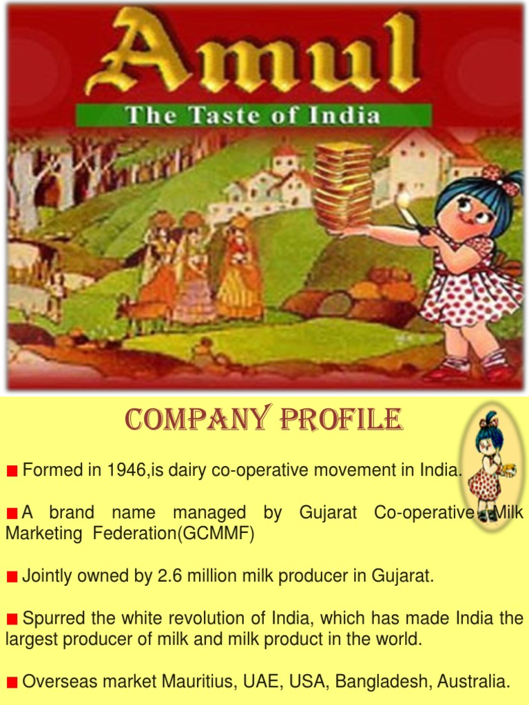 amul projects