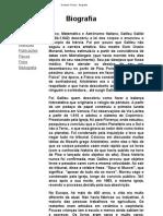 Grandes Físicos - Biografia