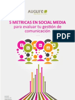 Metricas en Social Media Para Evaluar Tu Comunicacion