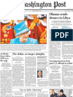 The Washington Post 2011.04.22