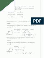 Ejercicios Trigonometría