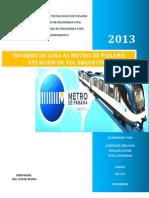 Informe Gira Al Metro Final