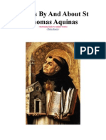 Online Works by and About St Thomas Aquinas
