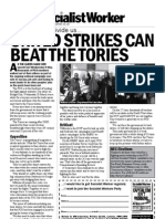 PCS - United Strikes Can Beat the Tories -  100513