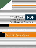 Aulas - Estratégias Empresariais - Sergio.Jr - 2009