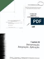 Celso Ribeiro Bastos - Interpretação - Págs 85 a 122