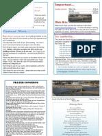 Bulletin 5-12-13
