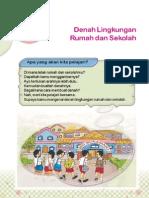 2. Denah Lingkungan Rumah Dan Sekolah