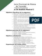 Programa Analisis I