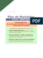 PT068Gv2 Guión abreviado PMK plan mkt word