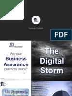 Revenue Assurance for Digital Services