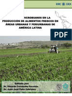 RIESGOS MICROBIANOS EN LA PRODUCCIÓN DE ALIMENTOS FRESCOS EN ÁREAS URBANAS Y PERIURBANAS DE AMÉRICA LATINA