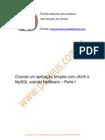 A Plic Simples Java Mysql Part i