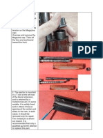Browning auto-5 Disassembly Guide