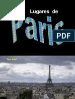 The Best Places of Paris