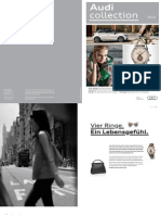 Audi Collection Catalogue (English, 2013)