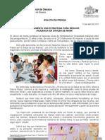 13/04/11 Germán Tenorio Vasconcelos implementa Sso Estrategia Para Reducir Incidencia de Cama