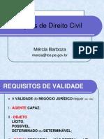AULA 5 DE DIREITO CIVIL - FATOS JURÍDICOS