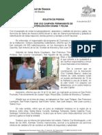 14/04/11 Germán Tenorio Vasconcelos MANTIENE SSO CAMPAÑA PERMANENTE DE ESTERILIZACIÓN CANINA Y FELINA