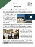 15/04/11 Germán Tenorio Vasconcelos hospital Comunitario de Tamazulapam, Segundo Con Mayor Productividad